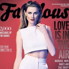 UK Fabulous Magazine Donna Air 17/7/2016 The Sun New And Bagged
