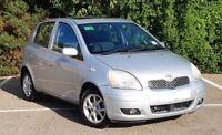 Toyota Yaris 2003-2005 5 Door Silver Breaking Spares Only Wheel Nut