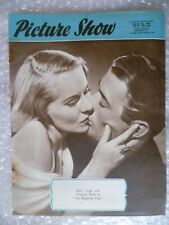 1949 PICTURE SHOW- Ann Todd,Gregory Peck in THE PARADINE CASE, 5 March