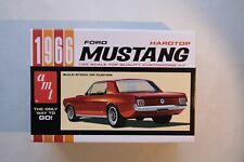 maquette amt 66 ford mustang 2n1