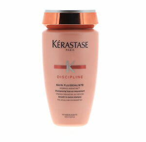 Kerastase Discipline Bain Fluidealiste Sulfur Free Shampoo, 8.5 oz
