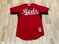 NOBOA Team Issued Cincinnati Reds Spring Training Jersey MLB