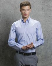 Men's Long Sleeve Corporate Oxford Shirt KK105