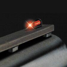 TruGlo Long Bead Fiber Optic Shotgun Sight for Mossberg Stoeger - Red Size 5-40