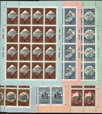 2748. Russia. 1979. Tourism under the sign of the Olympics. Sol. 4990-4995. MNH
