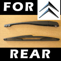 Rear Wiper Arm and Blade for CITROEN C2 2003-2009 35cm