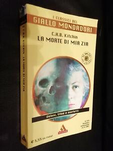 I CLASSICI DEL GIALLO MONDADORI N. 976 - LA MORTE DI MIA ZIA