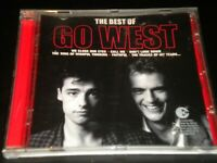 The Best of Go West - Iconic CD Album - 16 Greatest Hits - 2003 EMI Records Ltd