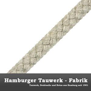 10mm Spleitex / Polyhanf Tauwerk - naturfarben, Kunsthanf 100m Spule Flechtleine