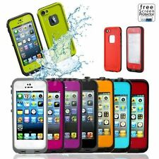Unbranded/Generic Waterproof Mobile Phone Cases, Covers & Skins for iPhone 5s