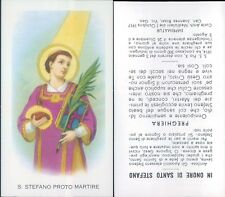 SANTINO DI SANTO STEFANO PROTO MARTIRE N.3363