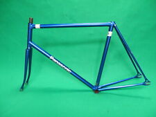 Panasonic NJS Keirin Frame Set Track Bike Single Speed Tange Prestage  55.5cm