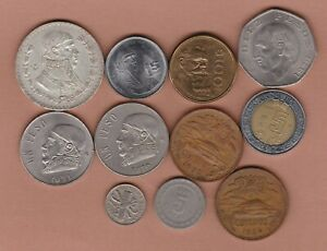 11 MEXICO 1883 TO 2016 IN VERY FINE NEAR MINT CONDITION