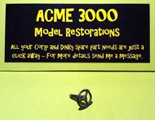 Dinky 106 601 The Prisoner Mini Moke Replacement Black Plastic Steering Wheel