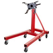 2000 LB Engine Stand | Folding Motor Hoist Dolly Mover Auto Repair Rebuild Jack