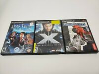 PlayStation 2 Bundle Lot of 3 Sony PS2 Extreme Rac Gran Turismo 3 Tokyo extreme