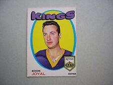 1971/72 O-PEE-CHEE NHL HOCKEY CARD #23 ED EDDIE JOYAL EX/NM NM SHARP!! 71/72 OPC