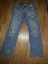 Lotto 379 pantalone pantaloni donna jeans ''NJS'' tg.XXL