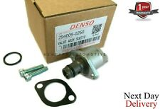 FUEL PRESSURE REGULATOR CONTROL VALVE for ISUZU D-MAX 2.5 3.0 DiTD NISSAN NAVARA