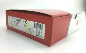"""9 Hollister 18006 Drainable Pouches 4"""" Flange Lock N' Roll Expire 2024-25"""