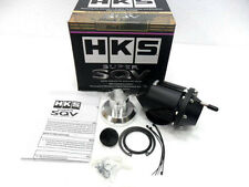 HKS Black SSQV BOV & mounting flange Super Sequential blow valve Ford XR6 XR6T