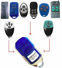 Genuine Herculift 433.92Mhz Garage Door Remote compatible with all old visions