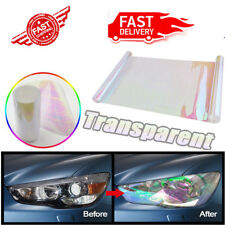 Shiny Chameleon Auto Car Headlights Taillights Translucent Film Lights Sticker