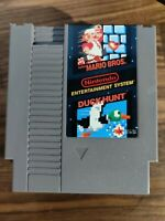 Super Mario Bros and Duck Hunt for NES (Nintendo Entertainment System, 1985)