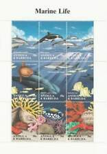Antigua & Barbuda postfris 1994 MNH 2000-2008 - Marine Life (XB2057)