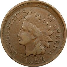 1906 INDIAN CENT FLIPOVER DOUBLE STRIKE PCGS VF25 CONECA FEATURED ULTRA RARE