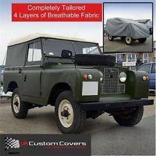 Bâches et housses de voiture Land Rover