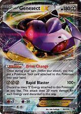 Genesect EX 64/124 Fates Collide - Near Mint Pokemon Card Ultra Rare