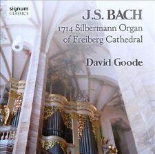 1714 Silbermann Organ of Freiburg Cathedral, New Music
