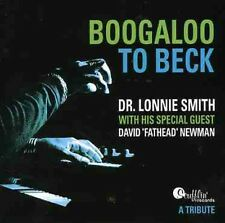 Dr. Lonnie Smith - Boogaloo to Beck: A Tribute [New CD]