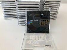Tdk Md Minidisc - 100pcs