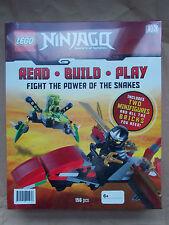 NUOVO LEGO NINJAGO lotta contro il potere dei serpenti letto costruire Play Set Cole & LASHA
