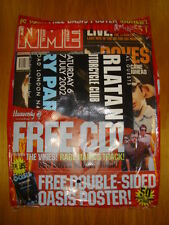 NME 2002 APR 13 OASIS DOVES VINES STROKES MANICS