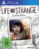 Life Is Strange  Limited Edition Sony PlayStation 4 PS4 Eurobox Deutsch NEU OVP