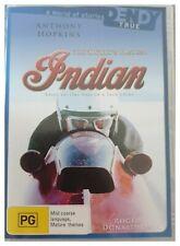 The World's Fastest Indian DVD Anthony Hopkins Region 4 Australian Release
