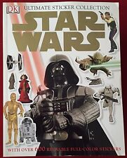 Star Wars - Ultimate Sticker Collection Book - Darth Vader - DK Publishing