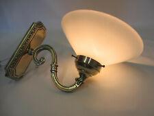 Antik Stil Messing Wandleuchte Vintage Wandlampe Jugendstil Messinglampe