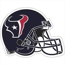 """NIB Houston Texans 8"""" Helmet Magnet Jersey Shirt NFL Hat Polo"""