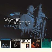 Wayne Shorter - 5 Original Albums (NEW 5CD)