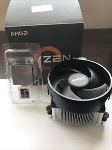 AMD Ryzen 5 1600 3.2GHz Turbo 3.6GHz AM4 Hexa 6 Core 12 Threads Processor&Cooler
