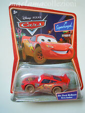 CARS Disney pixar cars serie supercharged DIRT TRACK mcqueen mattel maclama