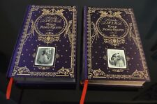 2 Vol Russian The Count of Monte Cristo Dumas Граф Монте-Кристо подарочная Gift