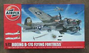 Airfix 1/72 Boeing B-17G Flying Fortress (retail £36.25)
