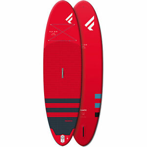 Fanatic Fly Air SUP ISUP 10'4'' Stand Up Paddle Board I-SUP aufblasbar 315cm Rot