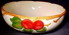 FRANCISCAN china APPLE USA pattern Round Vegetable Serving Bowl - 8-3/8""