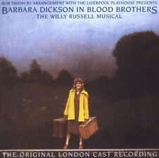 BARBARA DICKSON - BLOOD BROTHERS  CD NEU